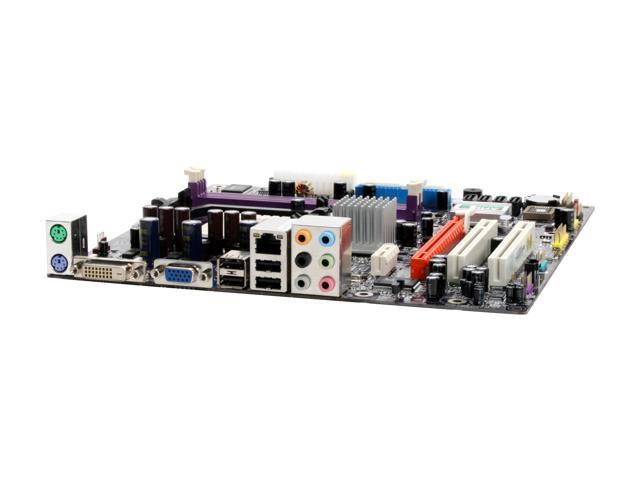 ECS AMD690GM-M2 AM2 AMD 690G Micro ATX AMD Motherboard