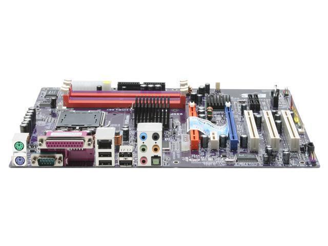 ECS 945P-A (1.0) LGA 775 Intel 945P ATX Intel Motherboard