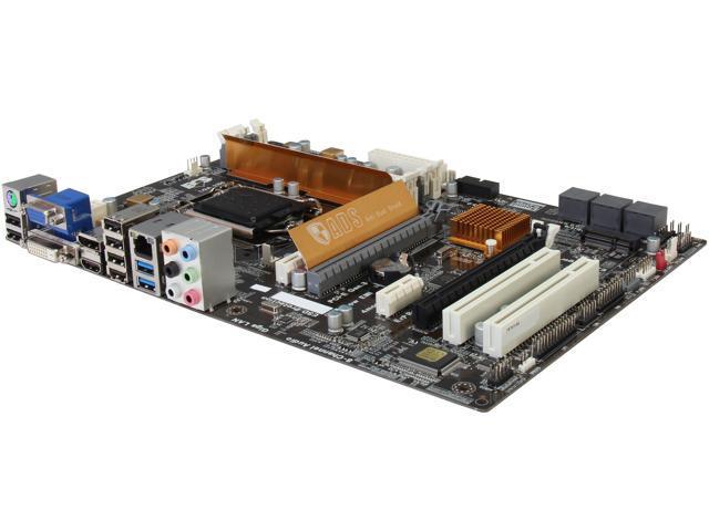 ECS Z87H3-A4(1.0) LGA 1150 Intel Z87 HDMI SATA 6Gb/s USB 3.0 ATX Intel Motherboard
