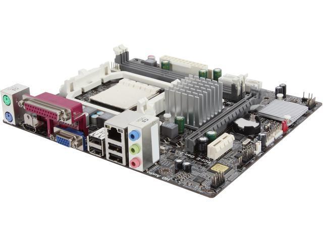 ECS A960M-M4 (1.0) AM3+ AMD 760G HDMI Micro ATX AMD Motherboard