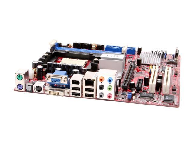 DFI RS482 INFINITY 939 ATI Radeon Xpress 200 Micro ATX AMD Motherboard