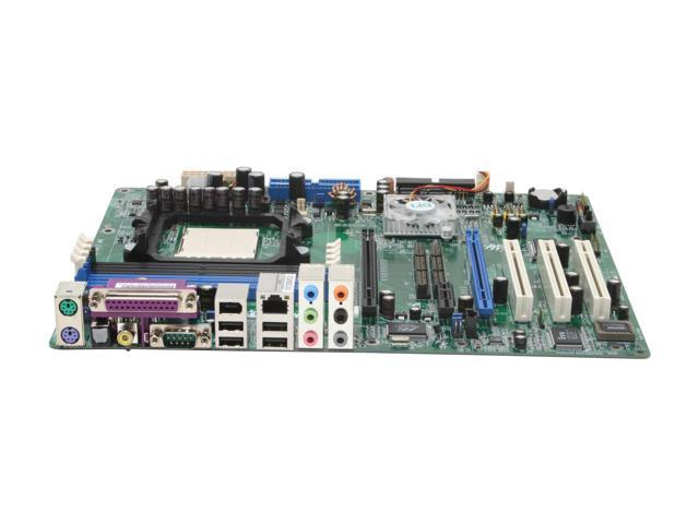 DFI INFINITY NF ULTRAII-M2 AM2 NVIDIA nForce4 Ultra ATX AMD Motherboard