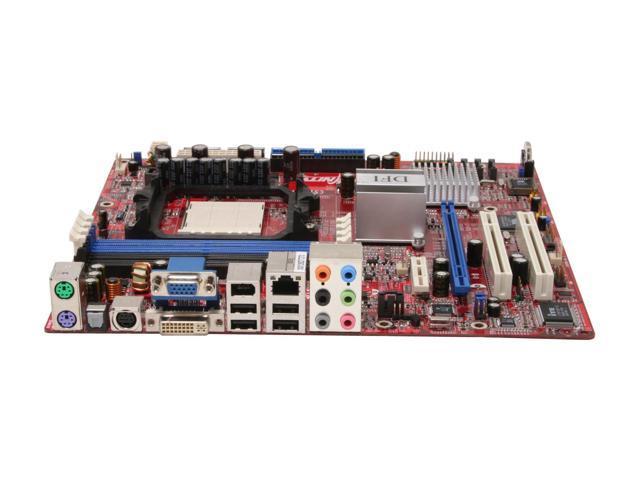 DFI C51PV-M2/G Infinity AM2 NVIDIA GeForce 6150 ATX AMD Motherboard