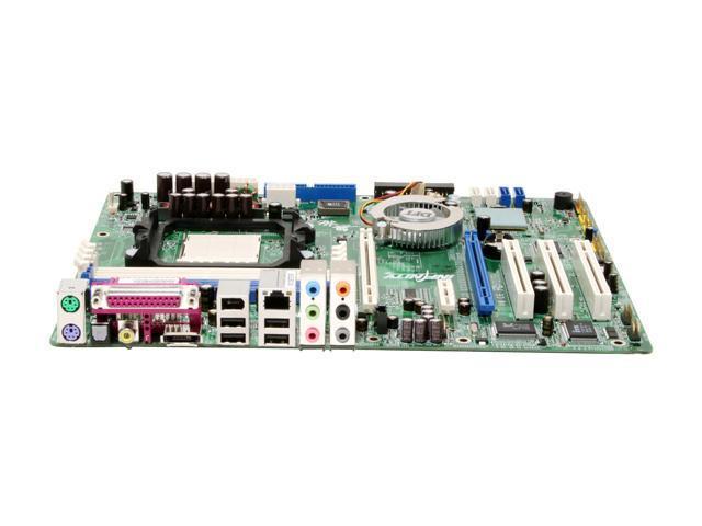 DFI CFX3200 M2/G Infinity AM2 ATI CrossFire Radeon Xpress 3200 ATX AMD Motherboard