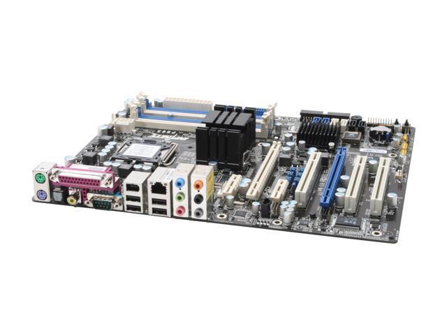 DFI INFINITY P965-S LGA 775 Intel P965 Express ATX Intel Motherboard