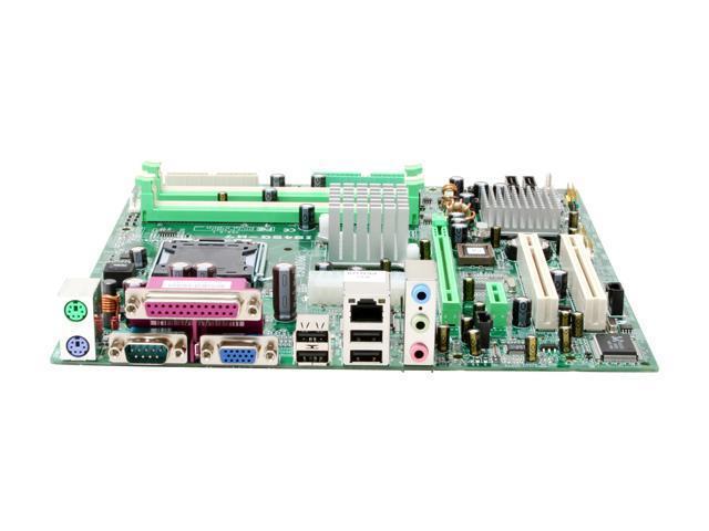 BIOSTAR I945G-M7 V2.X LGA 775 Intel 945G Micro ATX Intel Motherboard