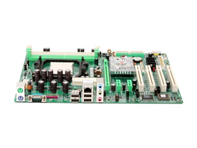 BIOSTAR NF4UAM2G AM2 NVIDIA nForce4 Ultra ATX AMD Motherboard