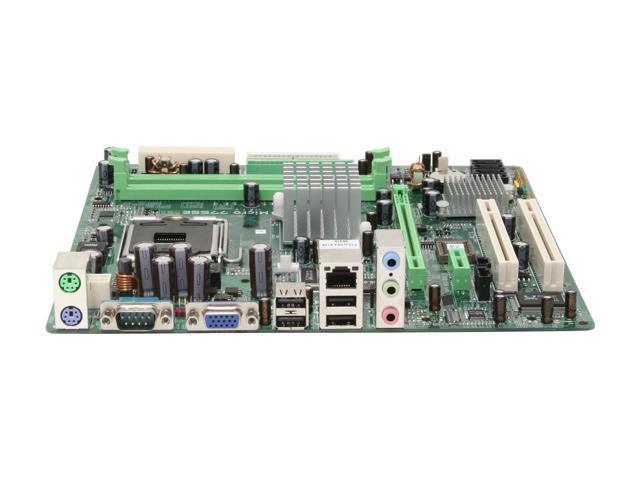 BIOSTAR 945G Micro 775 SE LGA 775 Intel 945G Micro ATX Intel Motherboard