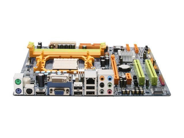 BIOSTAR TA690G AM2 AM2 AMD 690G HDMI Micro ATX AMD Motherboard