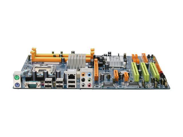 BIOSTAR TForce TP35D2-A7 LGA 775 Intel P35 ATX Intel Motherboard