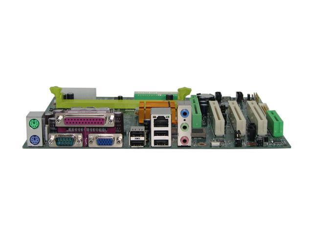BIOSTAR P4M800-M7 LGA 775 VIA P4M800 Micro ATX Intel Motherboard