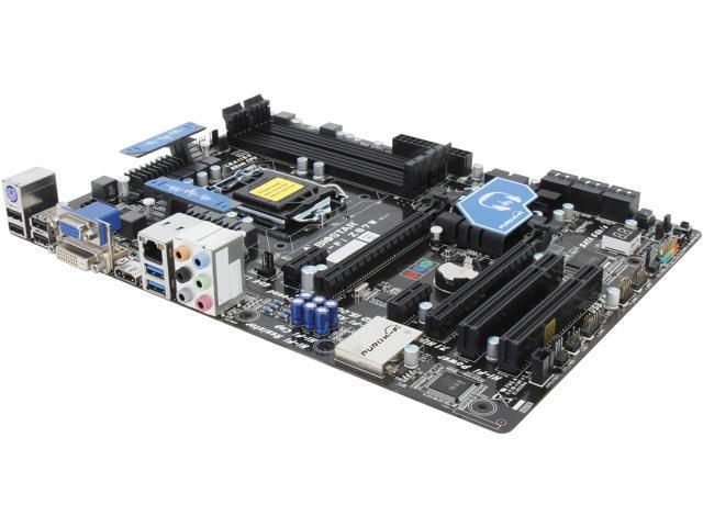 BIOSTAR Hi-Fi Z87W LGA 1150 Intel Z87 HDMI SATA 6Gb/s USB 3.0 ATX Intel Motherboard