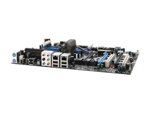XFX MB-N680-ISH9 LGA 775 NVIDIA nForce 680i SLI ATX Intel Motherboard
