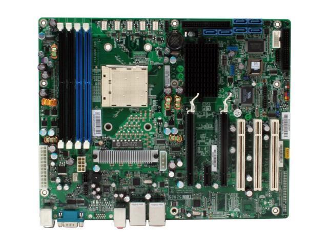 TYAN S2925A2NRF Tomcat n3400B AM2 NVIDIA nForce Professional 3400 ATX AMD Opteron Server Motherboard