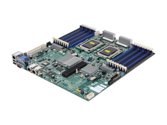 TYAN S8236GM3NR-IL SSI EEB Server Motherboard Dual Socket G34 AMD SR5690 DDR3 1600