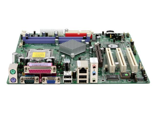 JetWay PM800BMS LGA 775 VIA PM800 Micro ATX Intel Motherboard