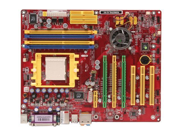 JetWay 939GT4SLI-G-VC 939 NVIDIA nForce4 SLI ATX AMD Motherboard