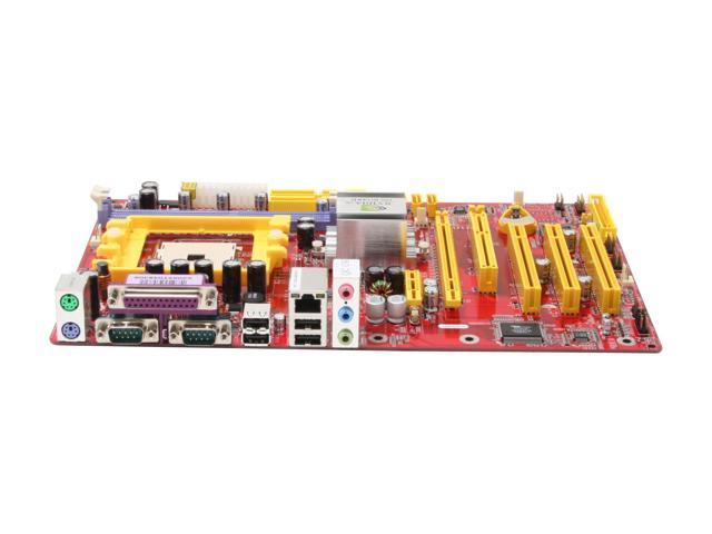 JetWay J754GT-P-VC 754 NVIDIA nForce4 4X ATX AMD Motherboard