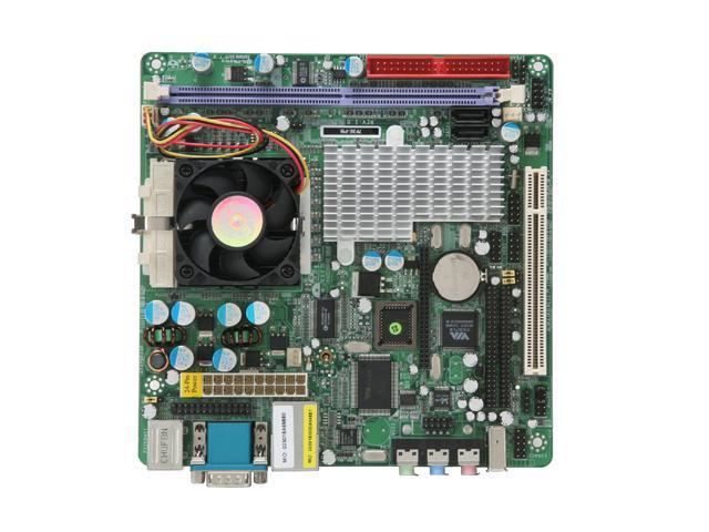 JetWay J7F3E-PB 462(A) SiS 741CX Mini ITX AMD Motherboard