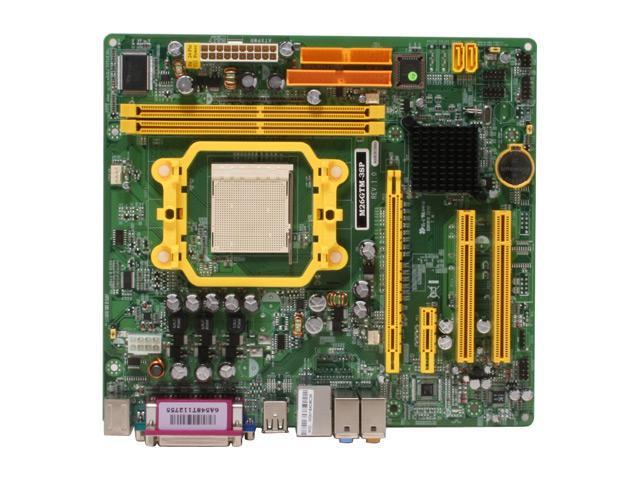 JetWay JM26GTM-3SP AM2 NVIDIA GeForce 6100 Micro ATX AMD Motherboard