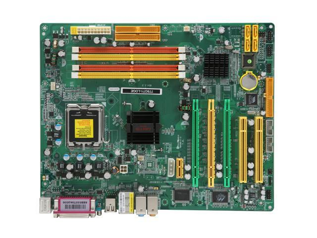 JetWay 775GT1-LOGE LGA 775 NVIDIA nForce 570 SLI ATX Intel Motherboard