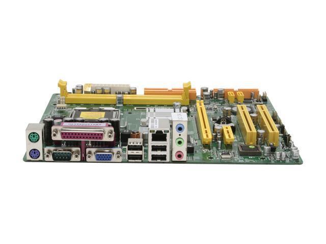 JetWay JP4M9MP LGA 775 VIA P4M890 Micro ATX Intel Motherboard