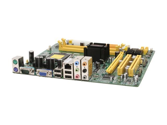 JetWay 945GZDMS LGA 775 Intel 945GZ Micro ATX Intel Motherboard
