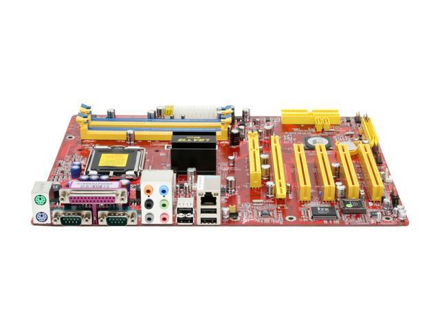 JetWay PT88BSPRO-EC LGA 775 VIA PT880 PRO ATX Intel Motherboard
