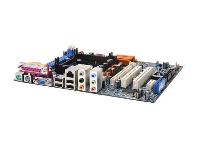 ASRock K8NF6G-VSTA 754 NVIDIA GeForce 6100 Micro ATX AMD Motherboard