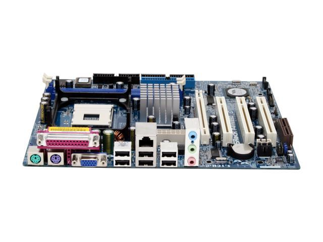ASRock P4VM890 478 VIA P4M890 Micro ATX Intel Motherboard