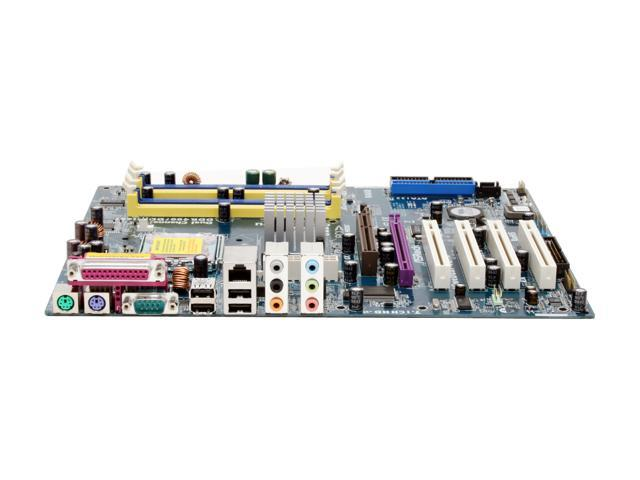 ASRock 4CoreDual-VSTA LGA 775 VIA PT880 Ultra ATX Intel Motherboard