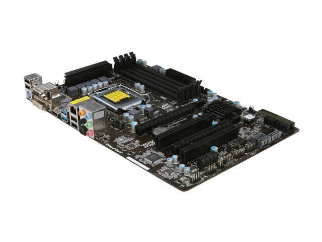 ASRock B75 PRO3 LGA 1155 Intel B75 HDMI SATA 6Gb/s USB 3.0 ATX Intel Motherboard