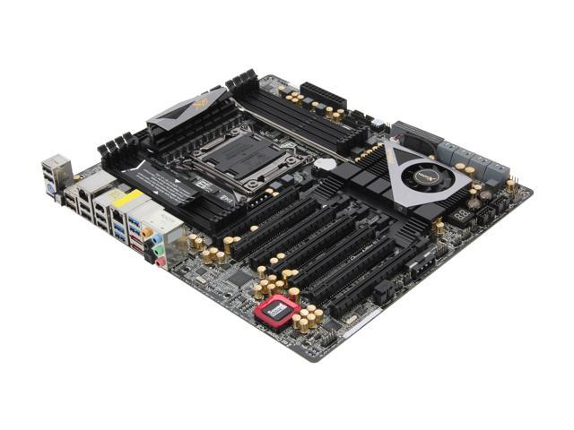 ASRock X79 Extreme11 Extended ATX Intel Motherboard