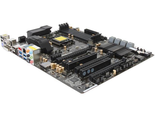 ASRock Z87 Extreme4 LGA 1150 Intel Z87 HDMI SATA 6Gb/s USB 3.0 ATX Intel Motherboard