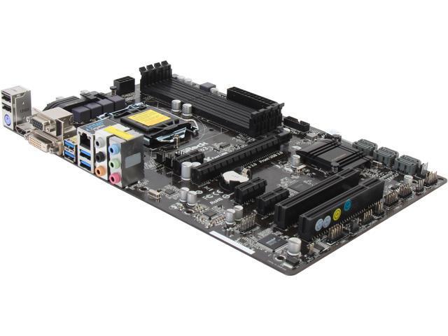 ASRock Z87 PRO3 LGA 1150 Intel Z87 HDMI SATA 6Gb/s USB 3.0 ATX Intel Motherboard