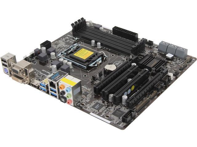 ASRock H87M Pro4 Micro ATX Intel Motherboard