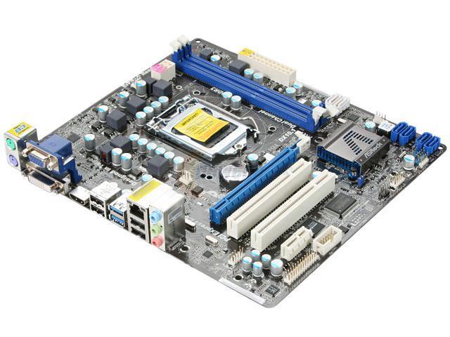 ASRock H61M/U3S3 LGA 1155 Intel H61 HDMI SATA 6Gb/s USB 3.0 Micro ATX Intel Motherboard