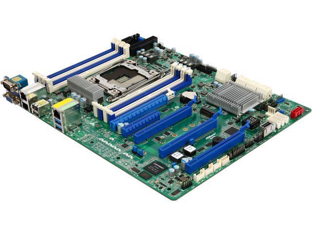 ASRock EPC612D8 SSI ATX Server Motherboard Socket LGA 2011 R3