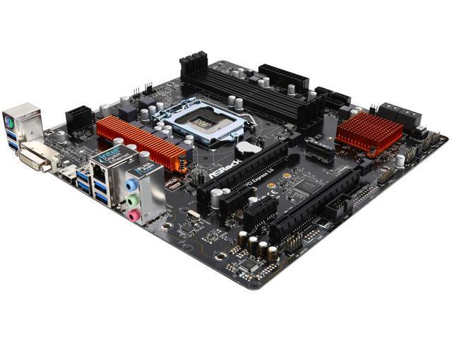Asrock Z170m Pro4s Lga 1151 Intel Z170 Hdmi Sata 6gb  S Usb
