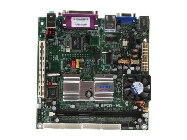 VIA EPIA-ML8000A VIA C3 800MHz Processor VIA CLE266 Mini ITX