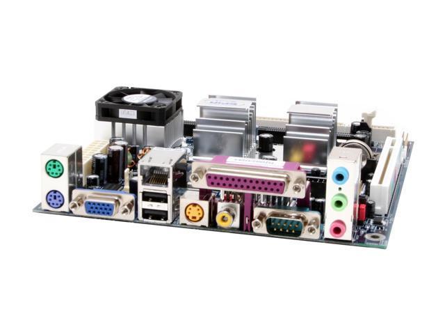 VIA EPIA M10000 VIA C3 1GHz with FanProcessor VIA CLE266 Mini ITX