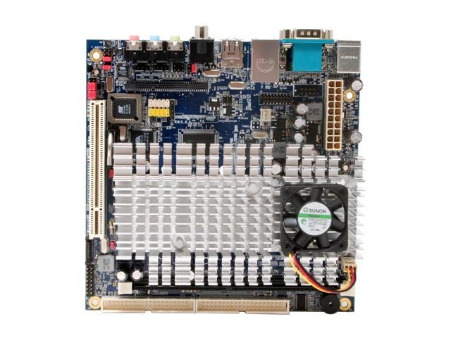 VIA EPIA-EN15000G 1.5GHz VIA C7 nanoBGA2 Embedded Processor VIA CN700 Mini ITX Motherboard/CPU Combo