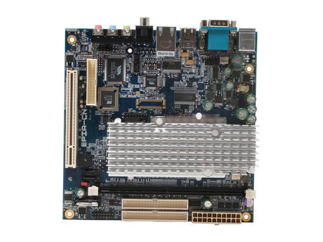VIA EPIA-CN10000EG 1.0GHz VIA C7 nanoBGA2 Embedded Processor VIA CN700 Mini ITX Motherboard/CPU Combo