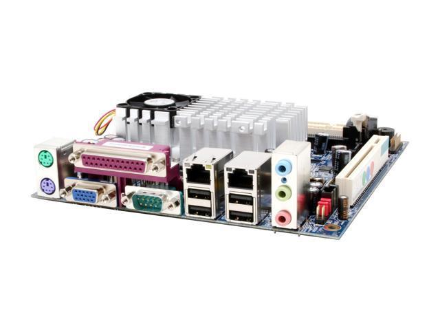 VIA / VPSD EPIA-EK10000G 1.0GHz VIA Luke CoreFusion Processor Mini ITX Motherboard/CPU Combo