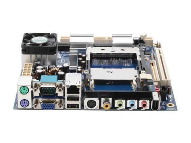 VIA / VPSD EPIA-MII12000G VIA C3 / VIA Eden EBGA 1200MHz processor VIA CLE266 Mini ITX Motherboard/CPU Combo