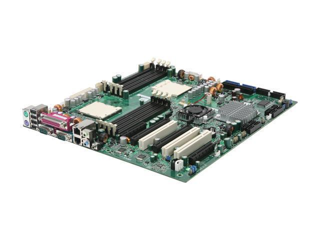SUPERMICRO H8DCE-O Extended ATX Server Motherboard Dual 940 NVIDIA nForce4 Professional 2200