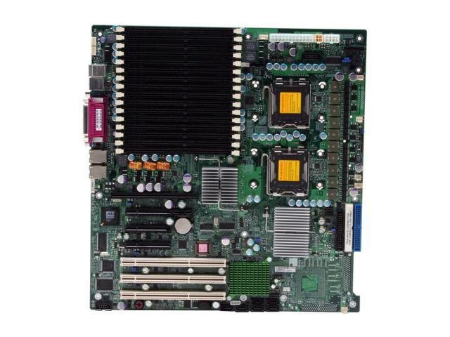 SUPERMICRO X7DBE+-O Enhanced Extended ATX Server Motherboard Dual LGA 771 Intel 5000P DDR2 667