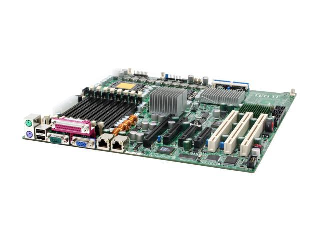 SUPERMICRO X7DBE-O Extended ATX Server Motherboard Dual LGA 771 Intel 5000P DDR2 667