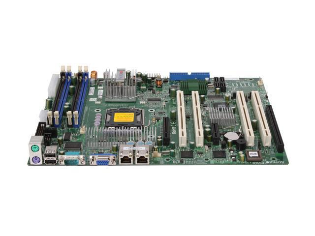 SUPERMICRO MBD-PDSME+-O LGA 775 Intel 3010 ATX Intel Xeon/Core 2/Pentium D/Pentium EE/Pentium 4/Celeron D Server Motherboard