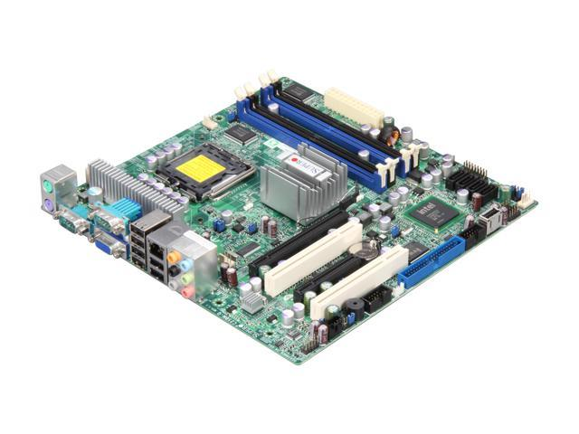 SUPERMICRO MBD-C2SBM-Q-O LGA 775 Intel Q35 Micro ATX Intel Motherboard